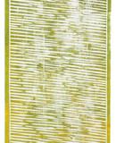 Gewebe mit Blüte II, 2010 100 x 24 cm