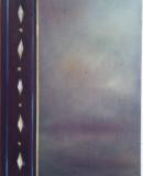 Unterwegs III, 2008 Öl auf Leinwand, 23 x 18 cm