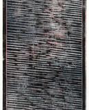 Gewebe mit Blüte I, 2010 100 x 24 cm